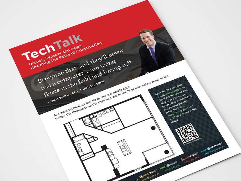Tech Talk Seminar Flyer – Seminar Flyer
